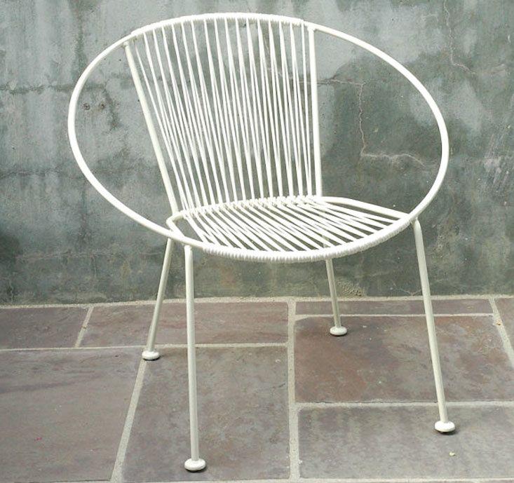 pool hoop chair